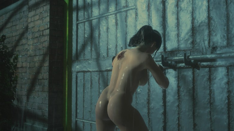 Claire Redfield - Nude Patch Curvy 08