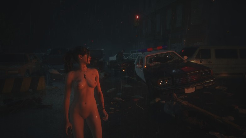 Claire Redfield - Nude Patch Resident Evil 2 Remake 05