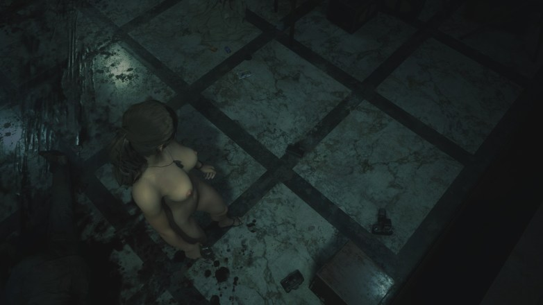 Claire Redfield - Nude Patch Resident Evil 2 Remake 09