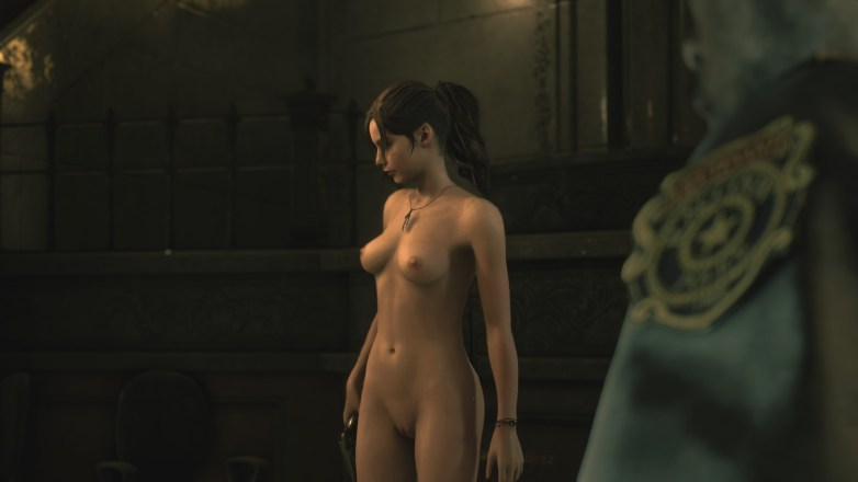 Claire Redfield - Nude Patch Resident Evil 2 Remake 13