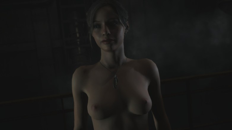Claire Redfield - Nude Patch Resident Evil 2 Remake 20