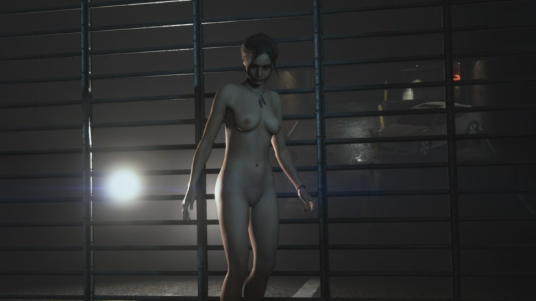 Claire Redfield - Nude Patch Resident Evil 2 Remake 25