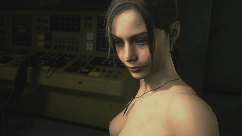 Claire Redfield - Nude Patch Resident Evil 2 Remake 30