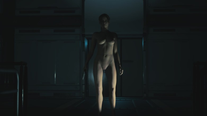 Claire-Redfield-Nude-Patch-Resident-Evil-2-Remake-57