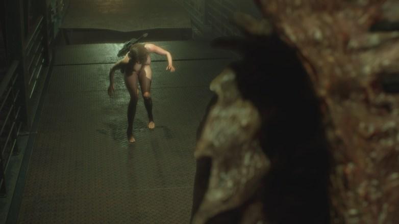 Jill Valentine nue dans Resident Evil 3 Remake 112
