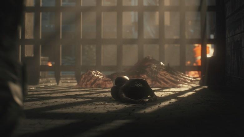 Jill Valentine nue dans Resident Evil 3 Remake 117