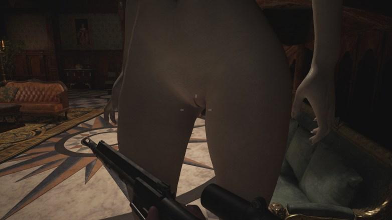 Alcina Dimitrescu nue dans Resident Evil Village 15