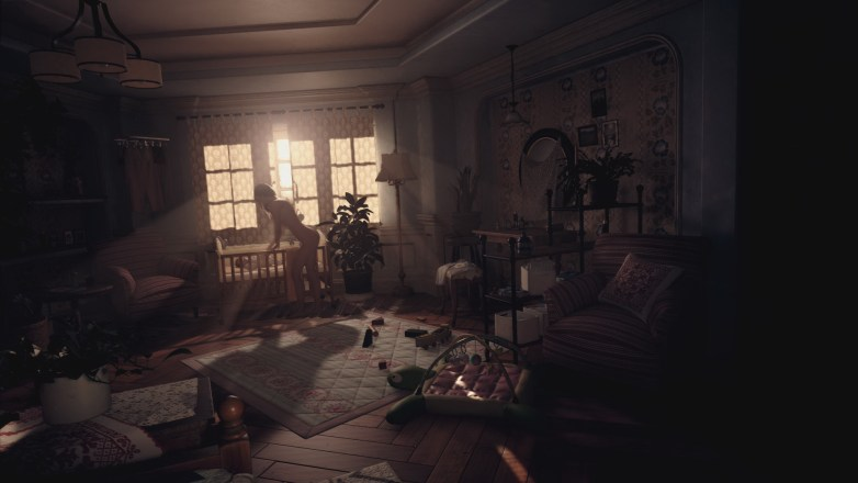 Mia Winters nue dans Resident Evil Village 14