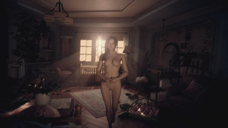Mia Winters nue dans Resident Evil Village 16