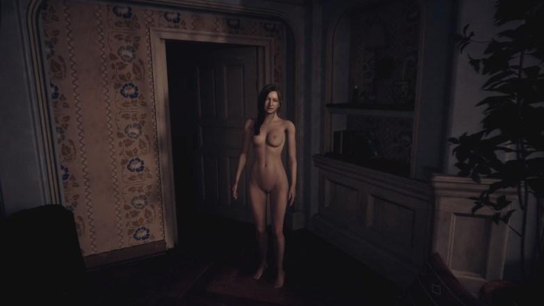 Mia Winters nue dans Resident Evil Village 20