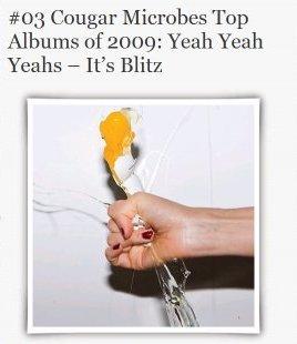 Yeah Yeah Yeah's - It's Blitz