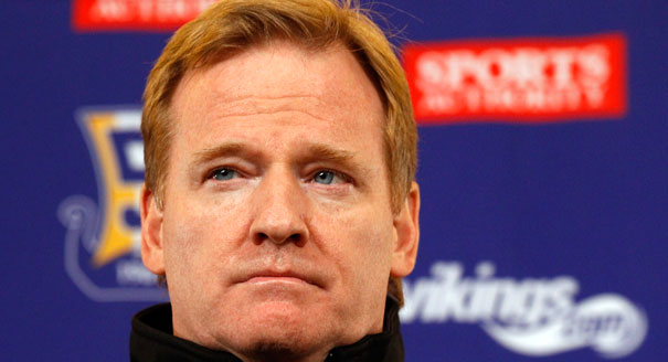 NFL: Poor Conduct, Poor Decisions, Poor Roger