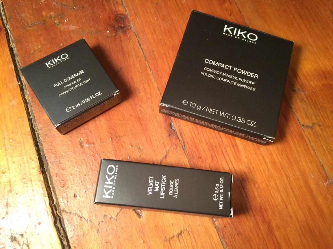 First Look: Kiko Milano