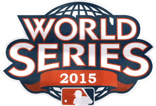 The 2015 World Series is here!