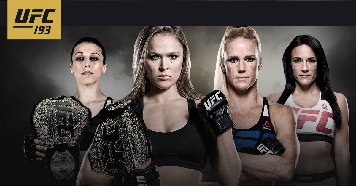It's TIME!! Five rounds for the undisputed UFC championships of the world.