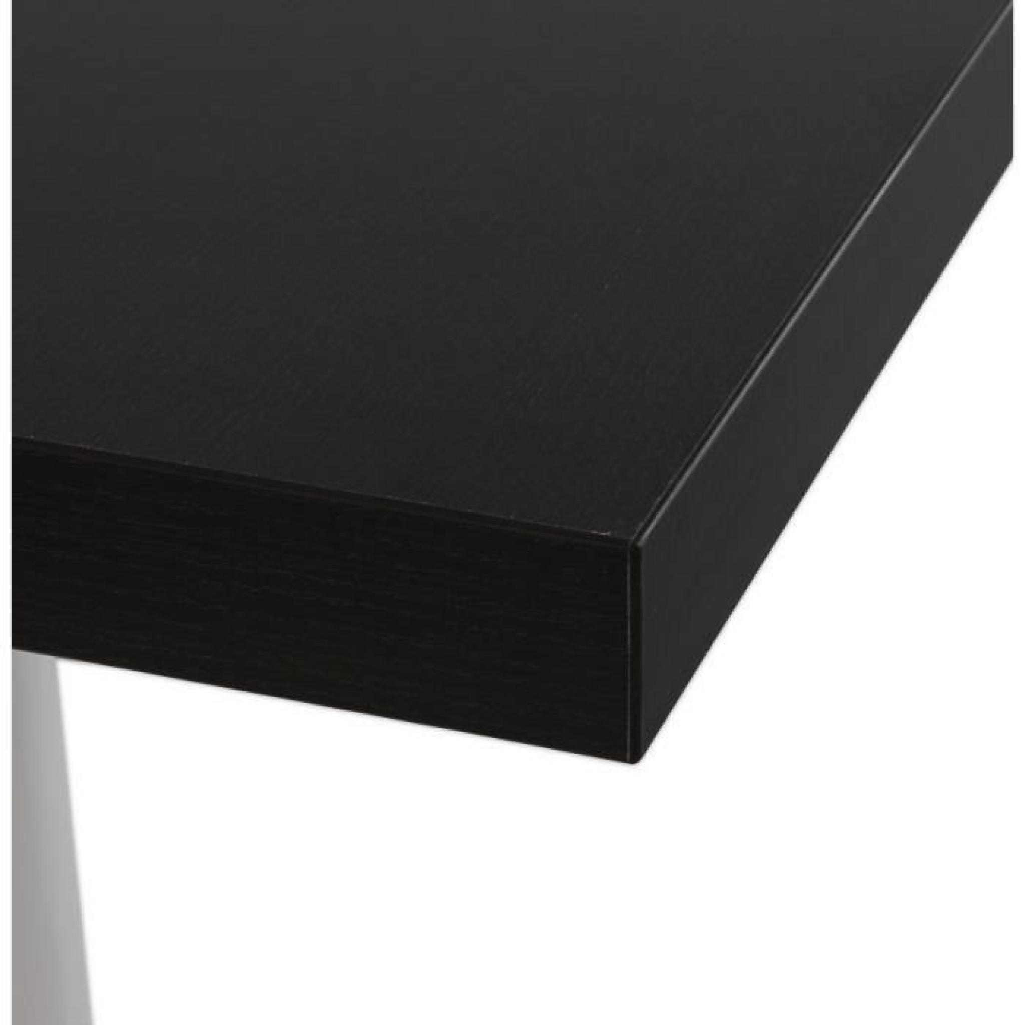 plateau de table en bois ou derives de couleur w achat vente table salle a manger pas cher couleur et design fr