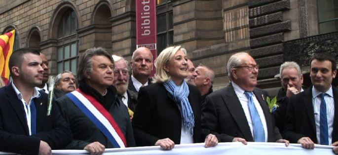 """« Adieu Le Pen » : doc inédit de Serge Moati dans """"Infrarouge"""" le 16 octobre sur France 2"""