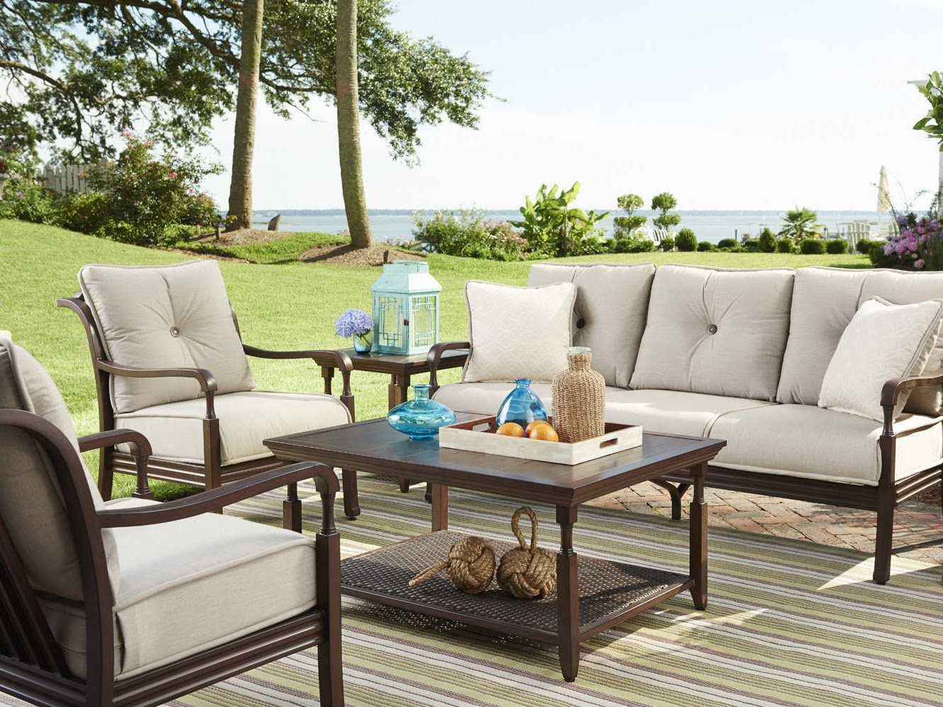 The Call of The Wild…In Your Own Backyard - Coulter's Living on Fine Living Patio Set id=56463
