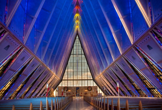 Air-Force-Academy-chapel