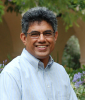 Dr. Kaushik Bhattacharya, Executive Chair of the Caltech Dept. of Mechanical Engineering