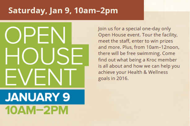 Open House KROC