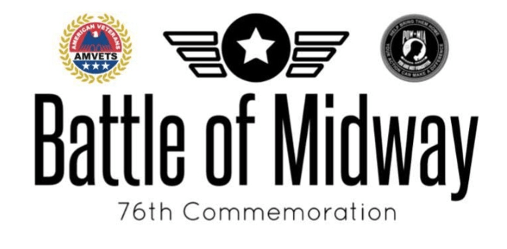 Battle of Midway 76th Commemoration Ceremony on June 2