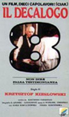 Decalogo 8 di Krzysztof Kieślowski
