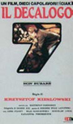 Decalogo 7 di Krzysztof Kieslowski