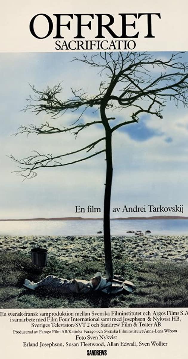 Offret di Andrej Tarkovskij