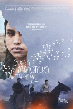 Songs My Brothers Taught Me di Chloé Zhao