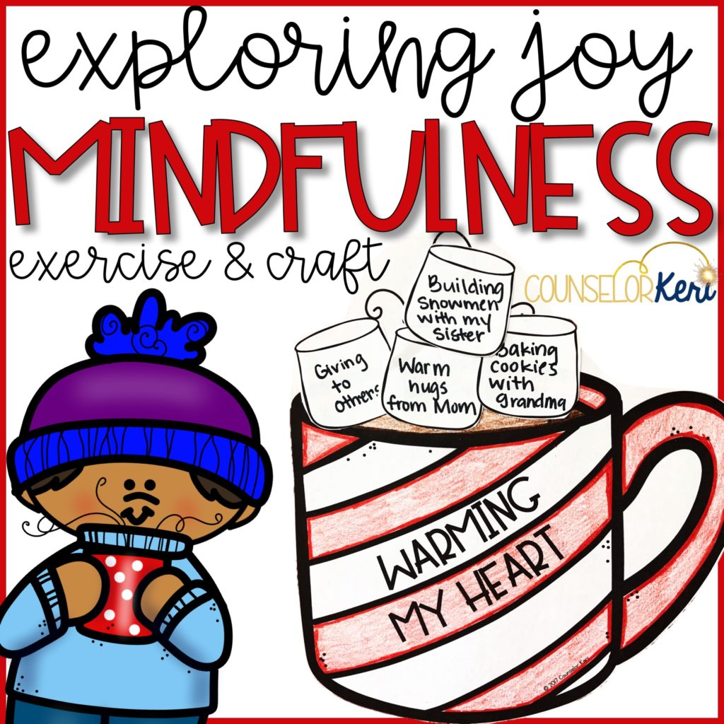Gingerbread Mindfulness Exercise For Classroom Guidance