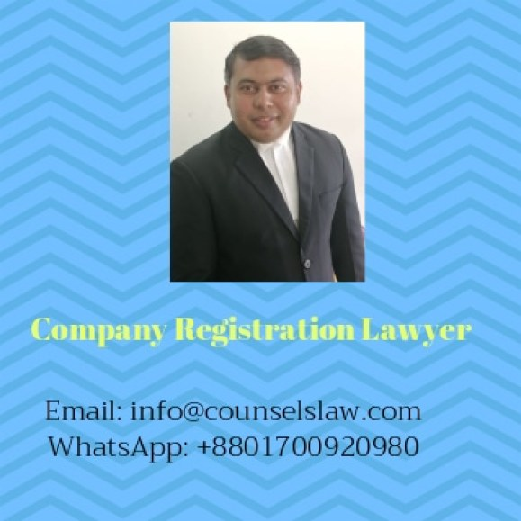Company Registration Lawyer and Contact number