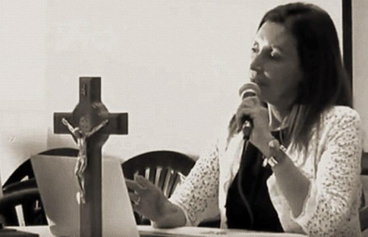 Pourquoi Luz de Maria de Bonilla?