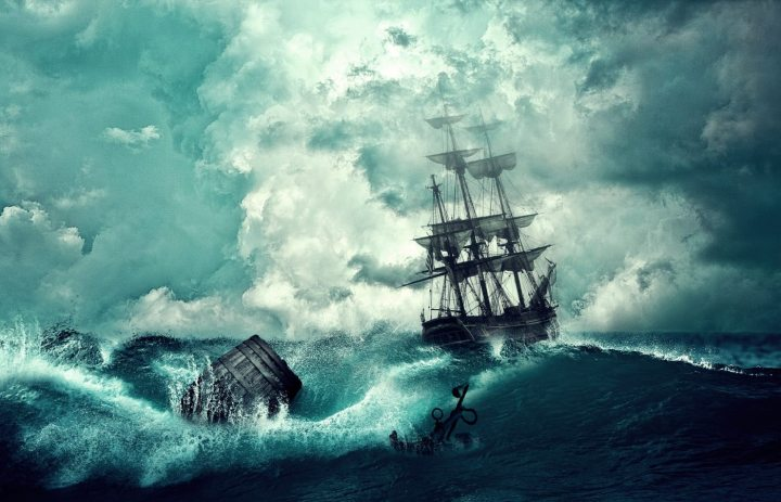 Pedro Regis – A Shipwreck of Faith