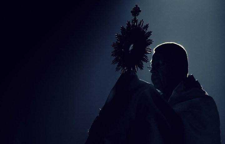 Edson Glauber - Eucharistic Battlefront