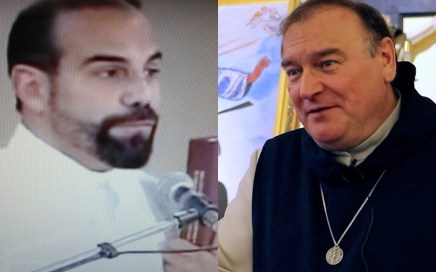 Fr. Michel Rodrigue Fr. Joseph Iannuzzi