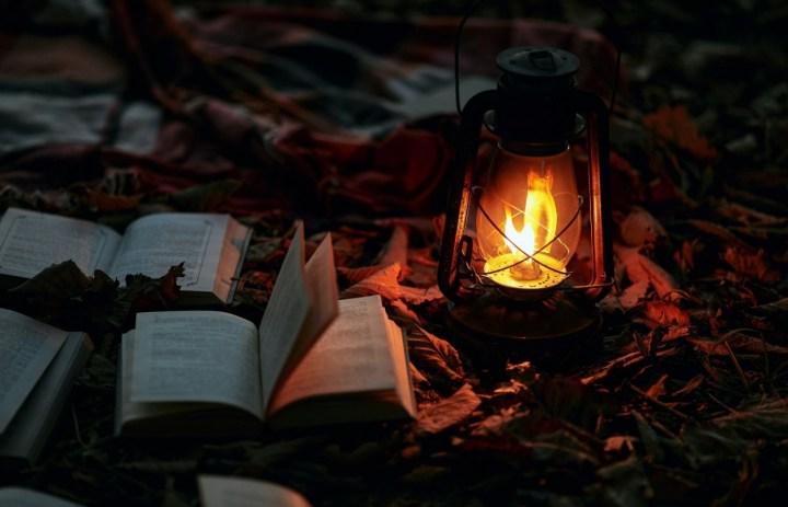 Luz de Maria - Haltu lampunum þínum brennandi