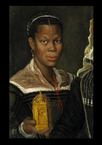 Negro from a painting attributed to Annibale Carracci, ca. 1580s