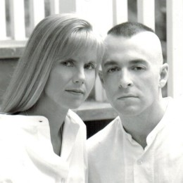 Vox Day and wife