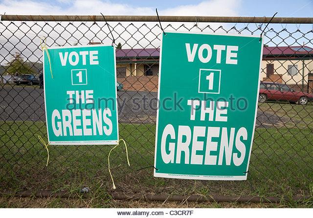 green party australia