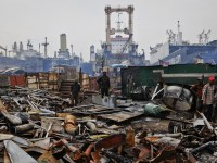 Foreign Ship Owners And Ship Breakers Outwitting UN's Basel Convention, Threaten India's Maritime Security