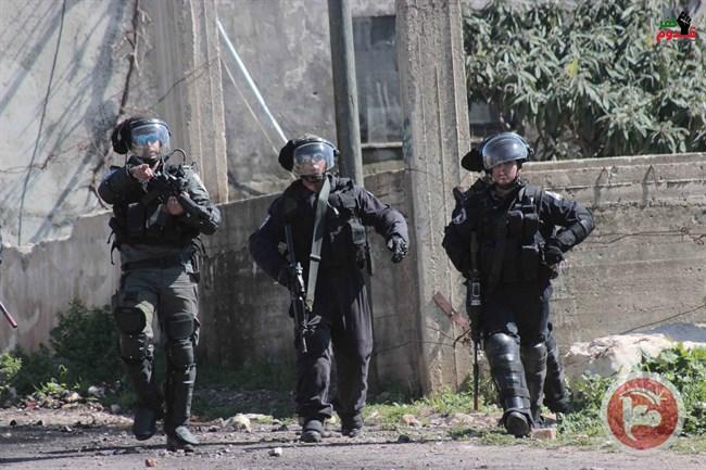 israel-repression