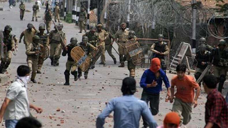kashmir conflict But recently, the nature of the lengthy conflict has changed in india-controlled  kashmir, young people inspired by protests across the middle.