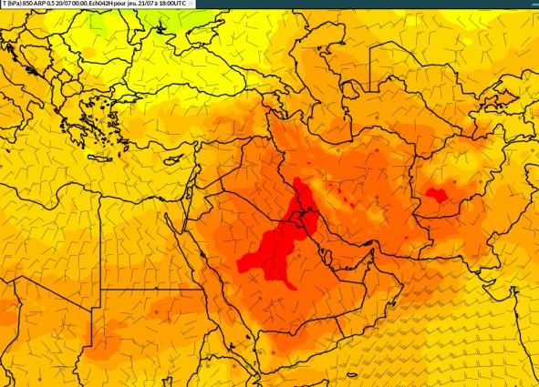 kuwait-heatwave