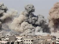US Air Raids Kill More Than 200 Civilians In Northern Syria