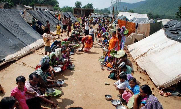kandhamal-refugees