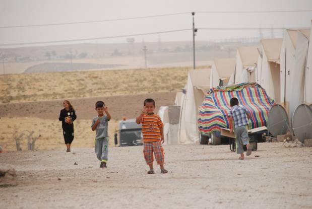 Yazidi Camp Sharya In Duhok Iraq / Kurdistan Doing Well, But ... - CounterCurrents.org