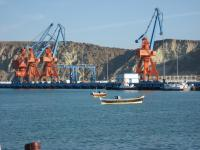 Pakistan's Gwadar Port Is Now Operational As First Chinese Ship Docks