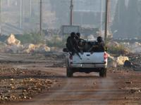 US-Backed Islamist Rebels Launch Offensive In Syria