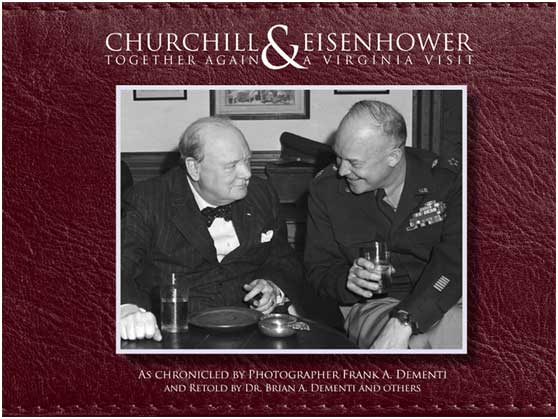 churchill-eisenhower